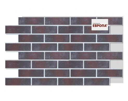 Термопанель Европа Semir Brown
