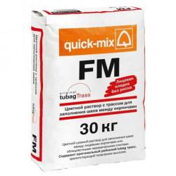 Затирка для плитки фасадной FM