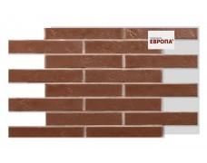 Термопанель Европа Braun Schieferstruktur