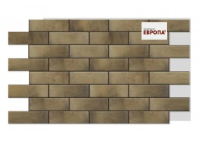 Термопанель Европа Retro brick masala